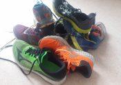 Combien de paires de running avez-vous ?