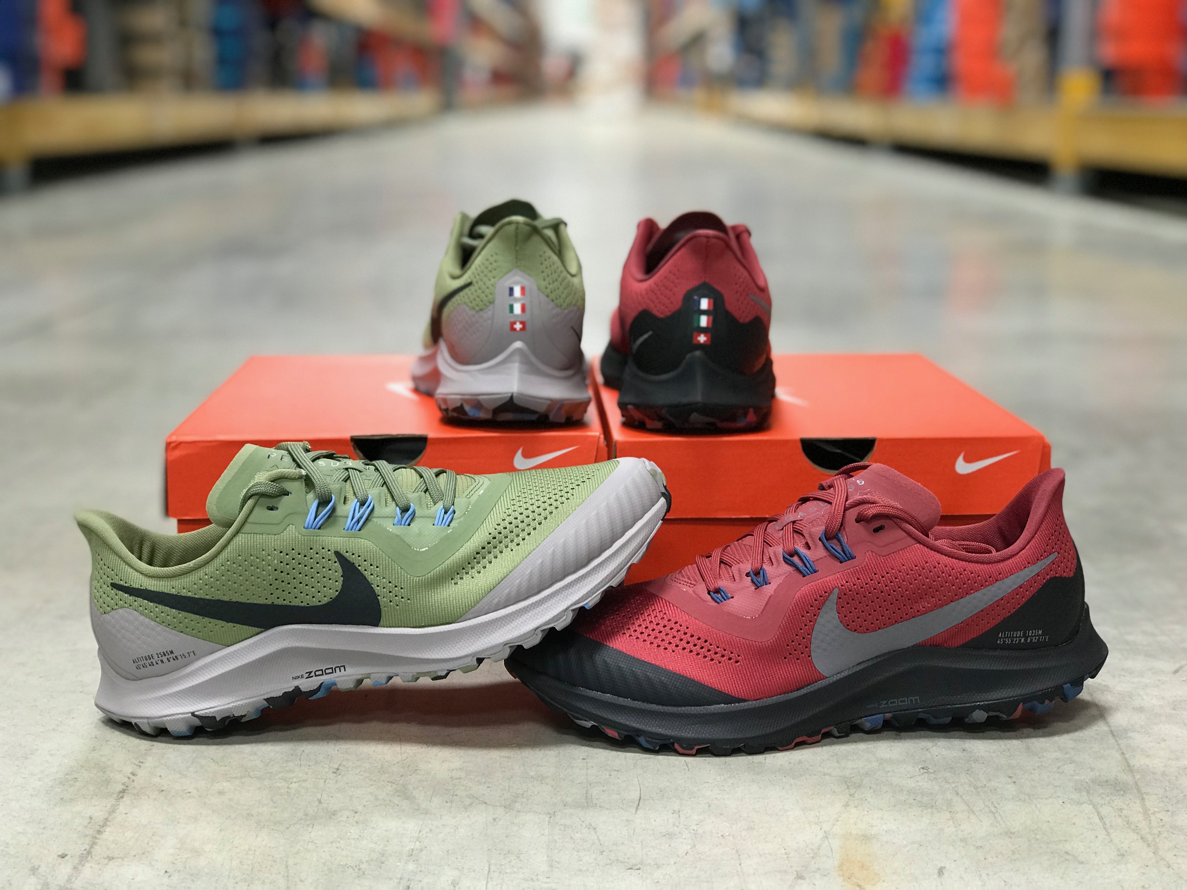 chaussure nike trail