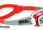 La nouvelle lampe frontale de PETZL : SWIFT RL