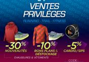 Ventes privilèges i-run : quelques idées et du choix, à prix réduit !