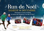 Venez partager le RUN DE NOËL avec i-Run et ses athlètes !