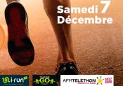 Venez courir avec i-Run pour le téléthon !