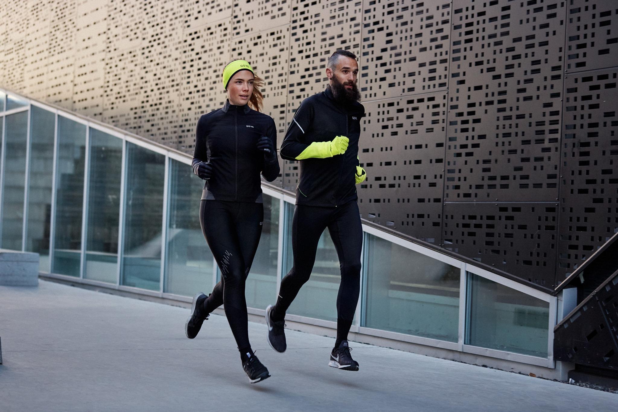 GORE®Wear, pour passer l'hiver au chaud ! – U Run
