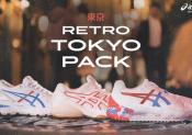 La collection ASICS inspirée de Tokyo