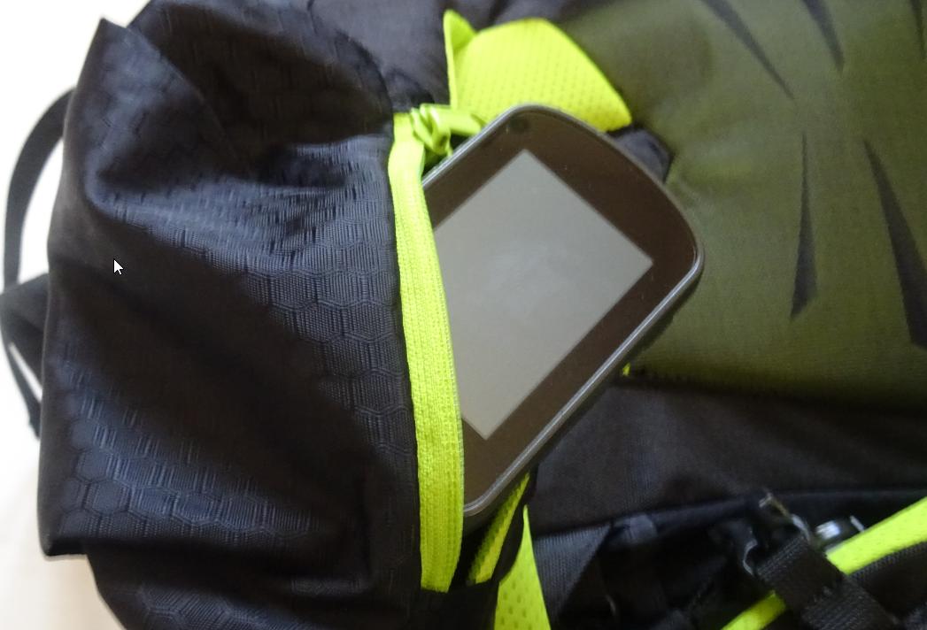 MILLET : le test du sac de randonnée UBIC 30 – U Run