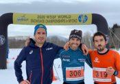 Mondiaux de course en raquettes : le bronze pour Ricard !