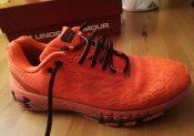 Test : la chaussure de running Under Armour HOVR Machina