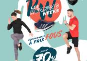 Les Running Weeks : pour s'équiper à bon prix sur i-Run.fr !