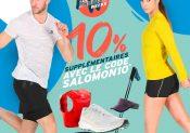 Promotions sur les produits SALOMON chez i-Run !