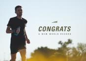 Zach Bitter bat le record du monde du tapis roulant de 100 miles