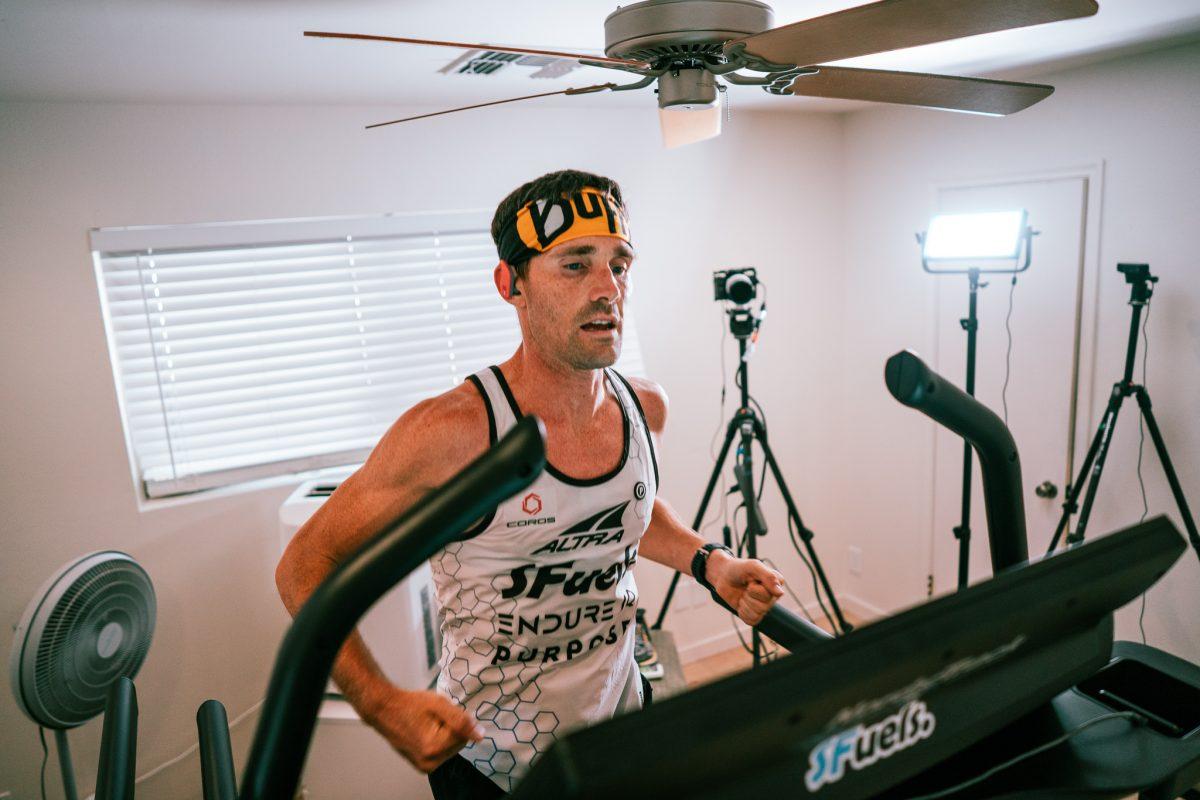 Zach Bitter pendant son record