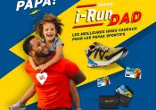 idées cadeaux fête des pères : notre sélection chez i-run.fr !