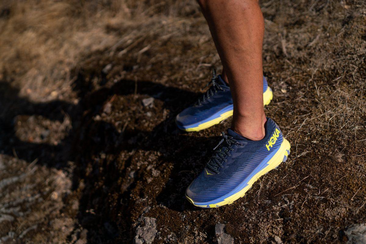 chaussures de course à pied HOKA