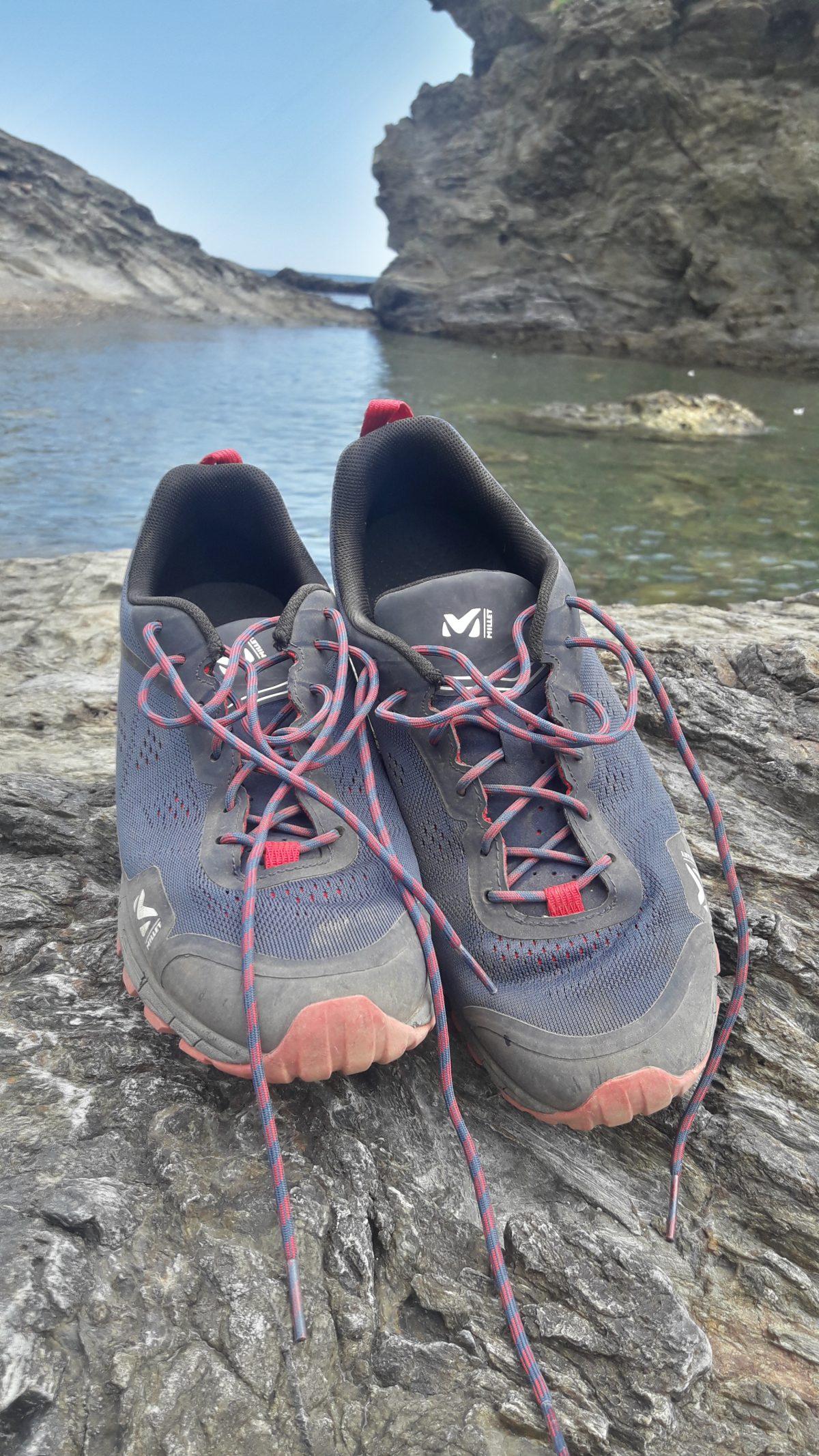 chaussures de randonnée Millet