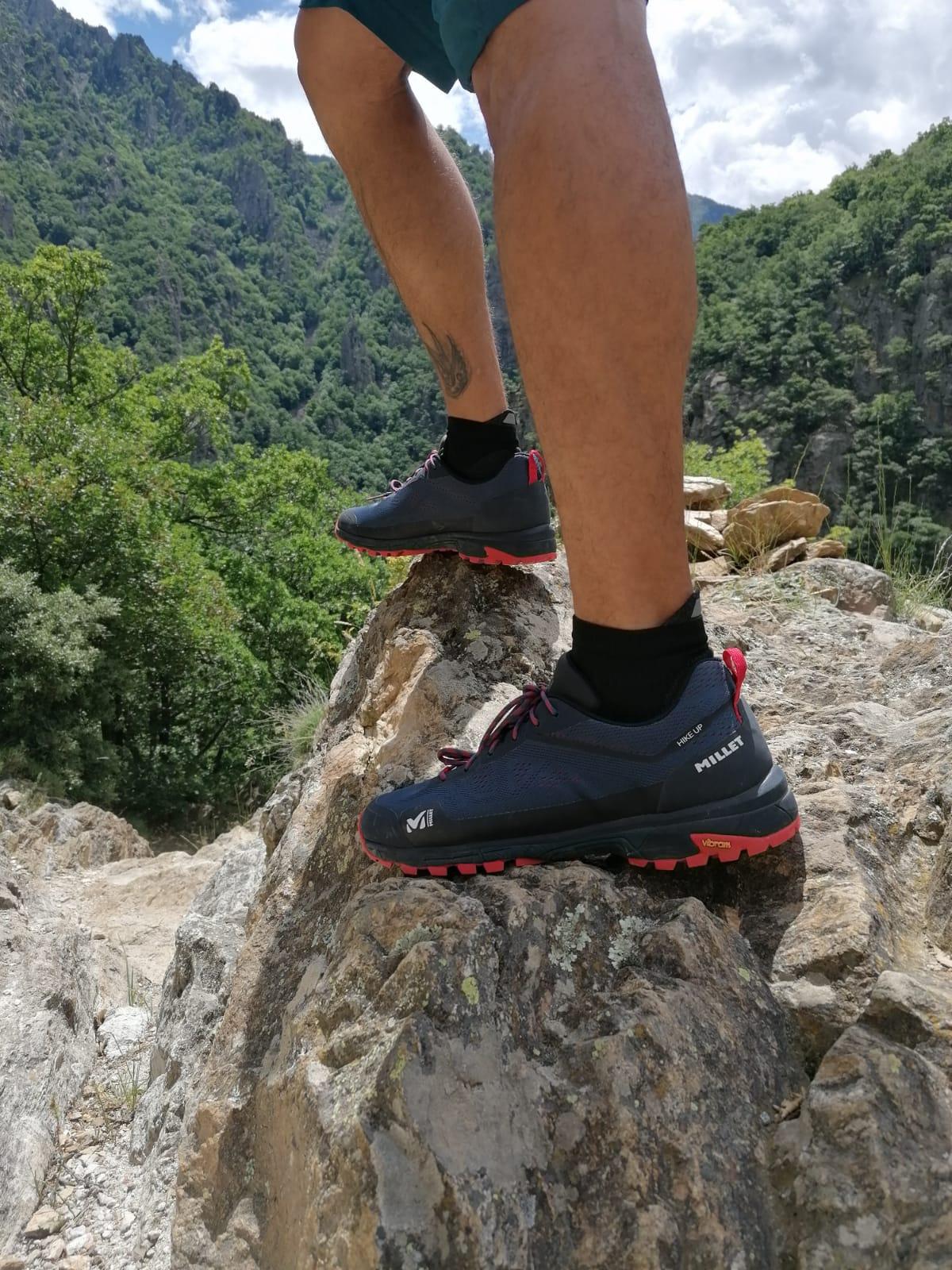 la Hike Up en test sur le terrain