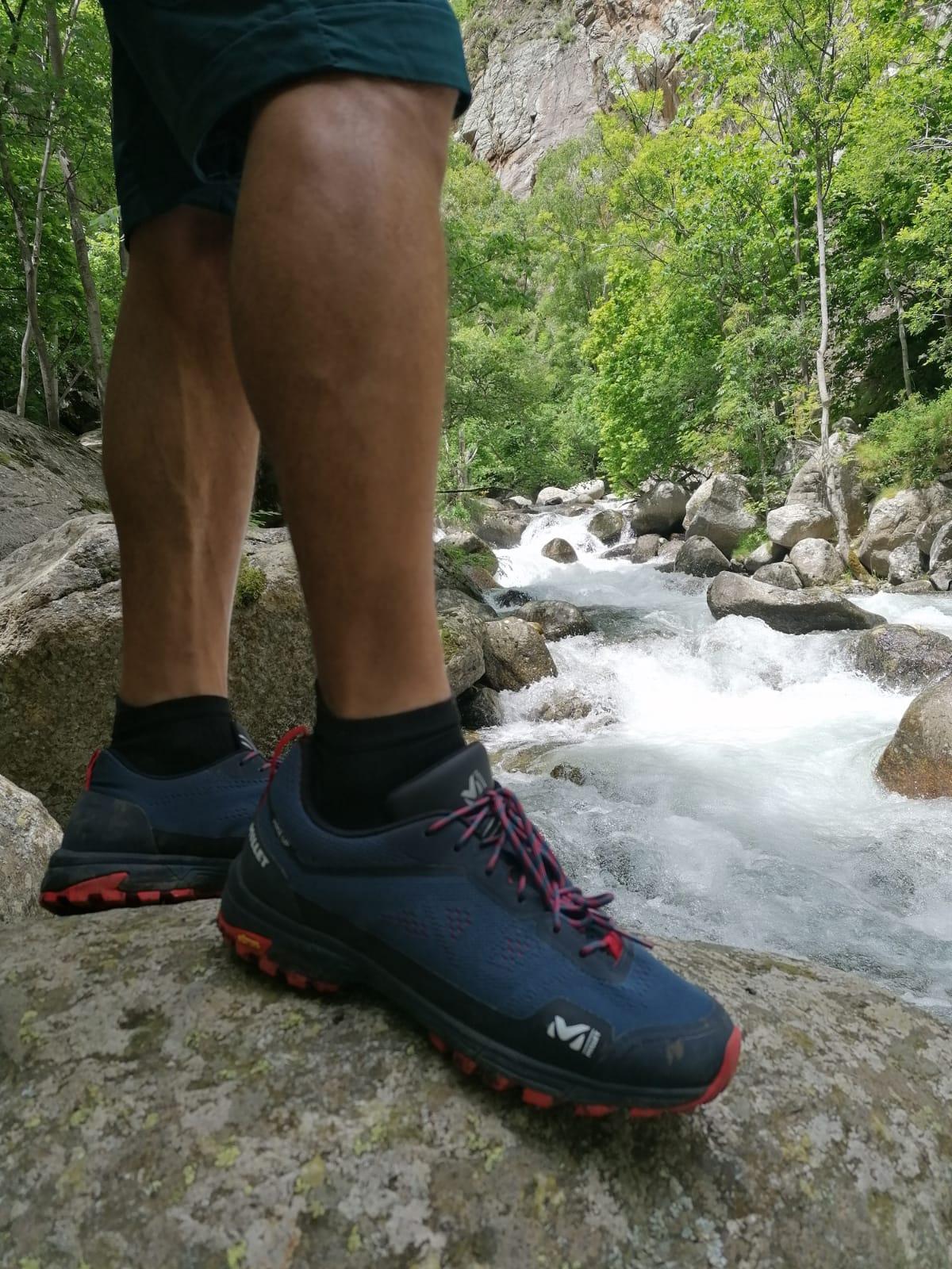 Test : la chaussure de randonnée Hike Up de Millet U Run