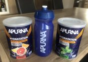 APURNA : le test de sa boisson hydratation « effort et performance »