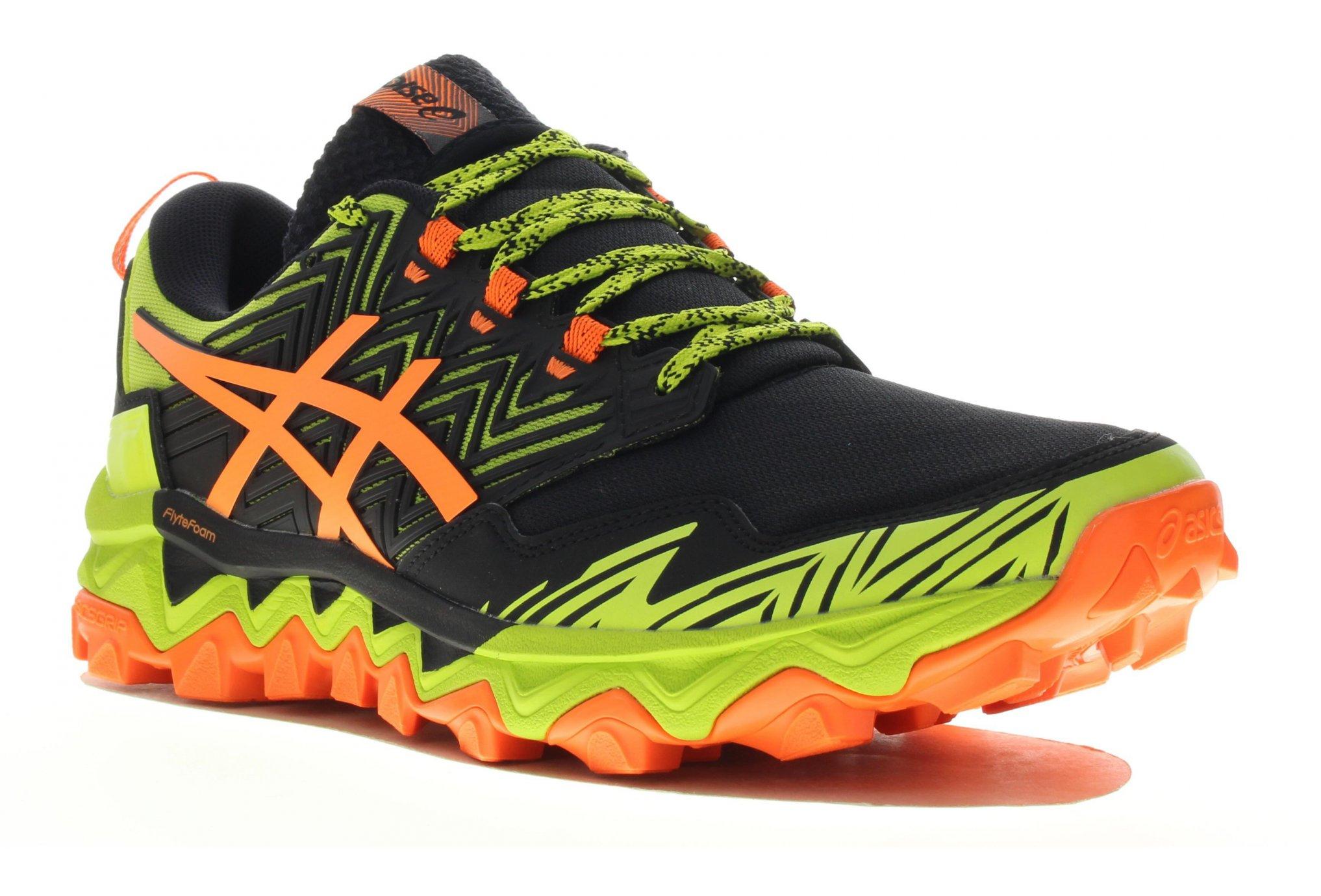 ASICS : la gamme des chaussures de trail - U Run