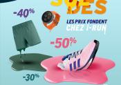 Les soldes d'été sur i-Run.fr