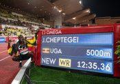 L'athlé en feu à Monaco, avec un record du monde !