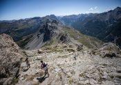 Ubaye Trail Salomon, une reprise sous le soleil pour la Golden Trail Series