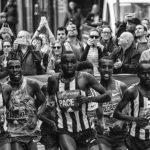 coureurs kenyans à Londres