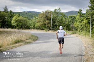 montée THP running