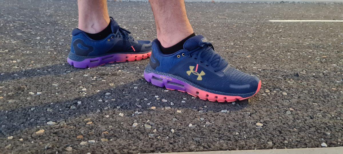 chaussures de running under armour