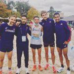 équipe de france de semi-marathon