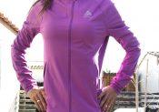 La veste de running ODLO Zeroweight : courir léger même en hiver