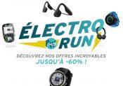 Opération Electro Run : des offres à ne pas rater sur l'électronique !