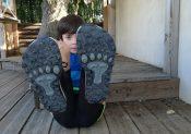 Altra Youth Lone peak : Le modèle trail pour enfants