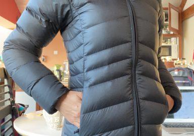 La doudoune Columbia : un vrai bouclier contre le froid !