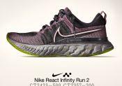 Nike React Infinity Run 2 : la technologie pour tous entraînements !