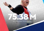 Championnats de France d'athlétisme : un record pour Tavernier !