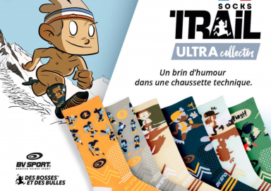 Les chaussettes BV Sport collector DBDB Made in France