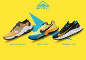Collection Nike Trail Running 2021 : donnez de la vie à vos sorties !