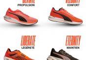 La nouvelle gamme Nitro de Puma : son retour dans le running ?