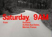 Be(at) Your Personal Best : rdv samedi au domaine du bois aux daims à Morton !