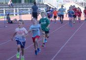 La course à pied chez les enfants: droits et devoirs