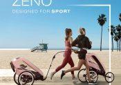 Cybex : des poussettes inventives pour les parents sportifs !