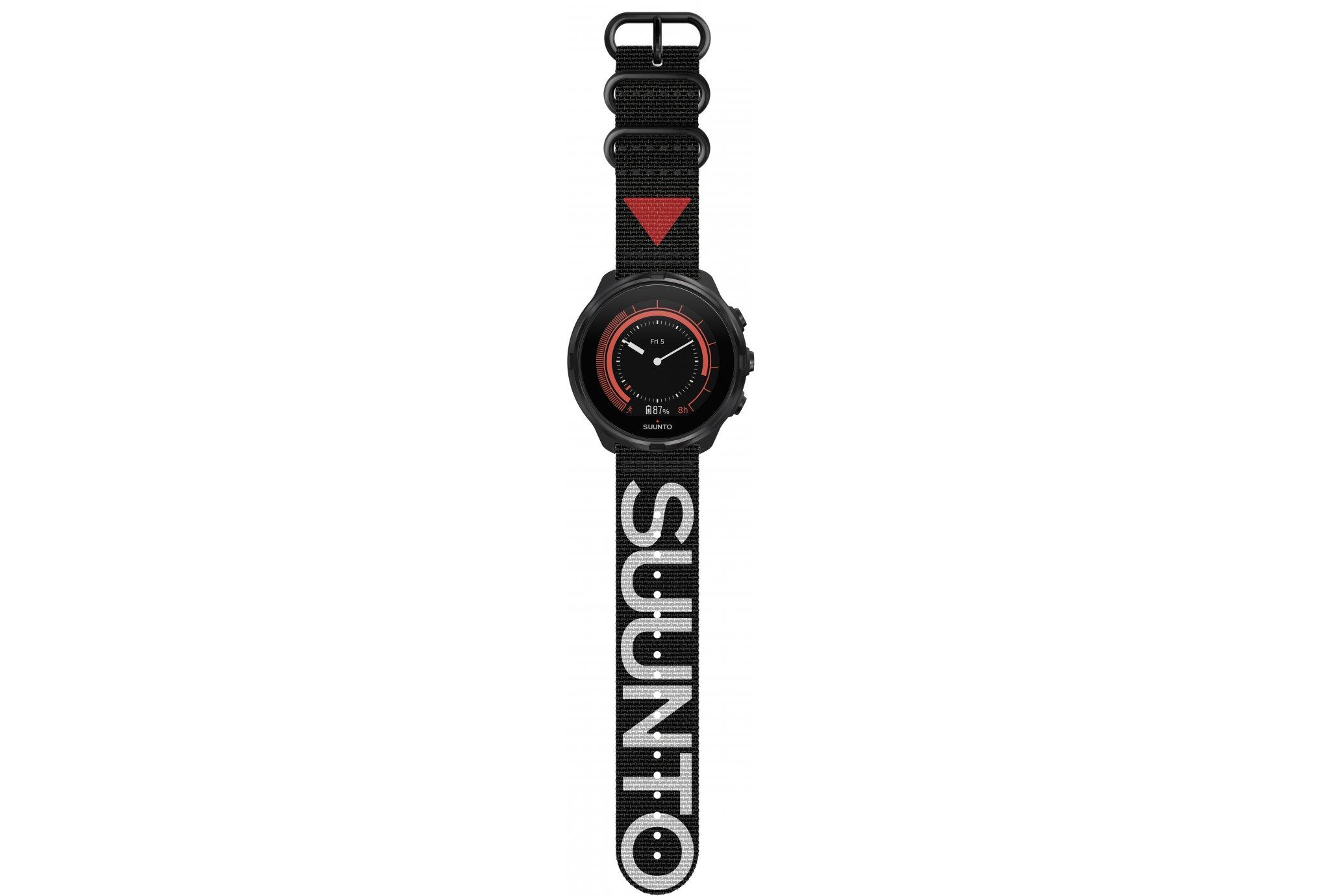 Suunto 9 All Black Brand Edition