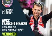 François D'Haene devient ambassadeur i-Run !