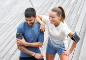 Les accessoires Shapeheart : pour faciliter la vie des sportifs connectés !