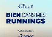 «Bien dans mes runnings» : la campagne de sensibilisation ASICS !