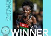 Marathons Majors : Londres, Chicago et Boston !