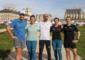 Le Marathon de Rotterdam en ligne de mire !