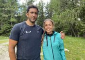 E-Motion Try : Maxime Mermoz s'essaye au trail !